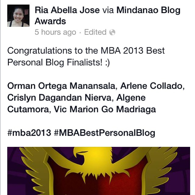 MBA2013 - Best Personal Blogs