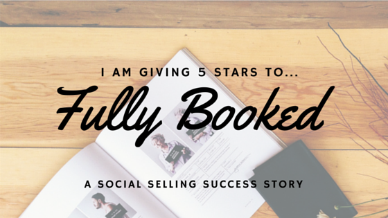 Fully Booked - Social Media Selling Story