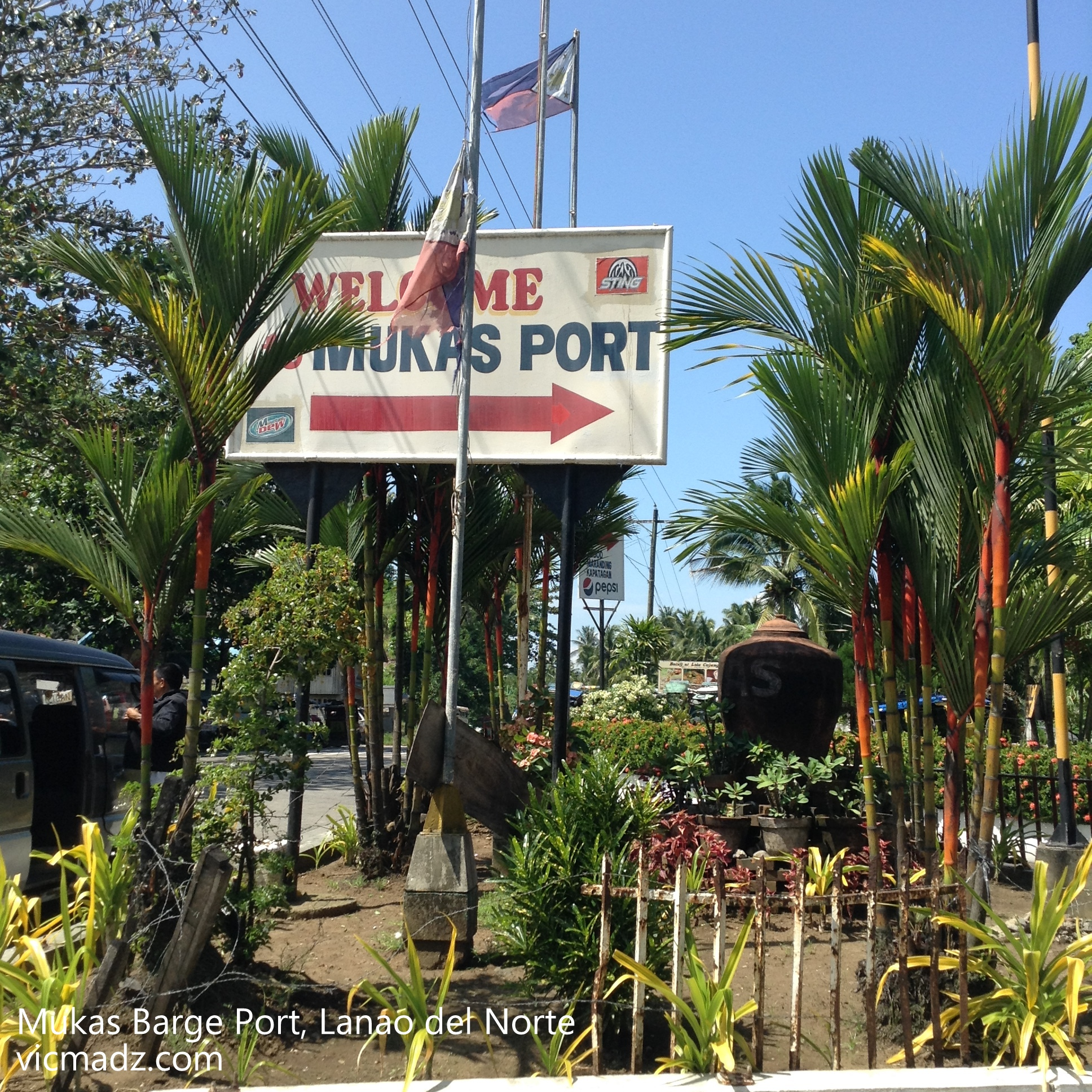 Mukas Barge Terminal Lanao del Norte