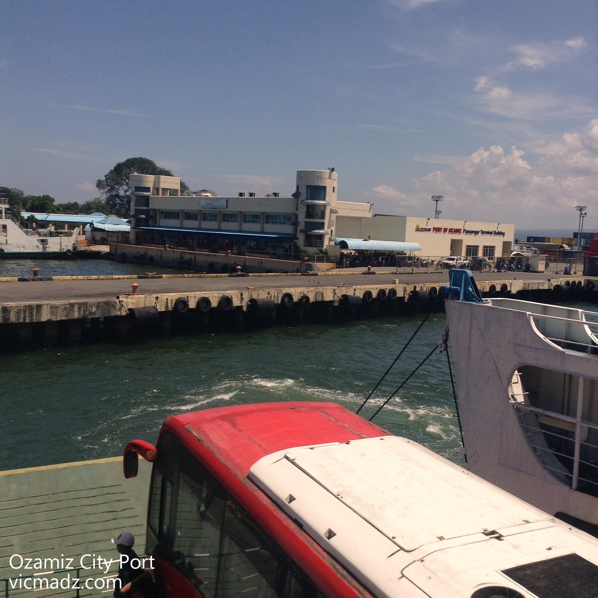 Ozamiz City Port