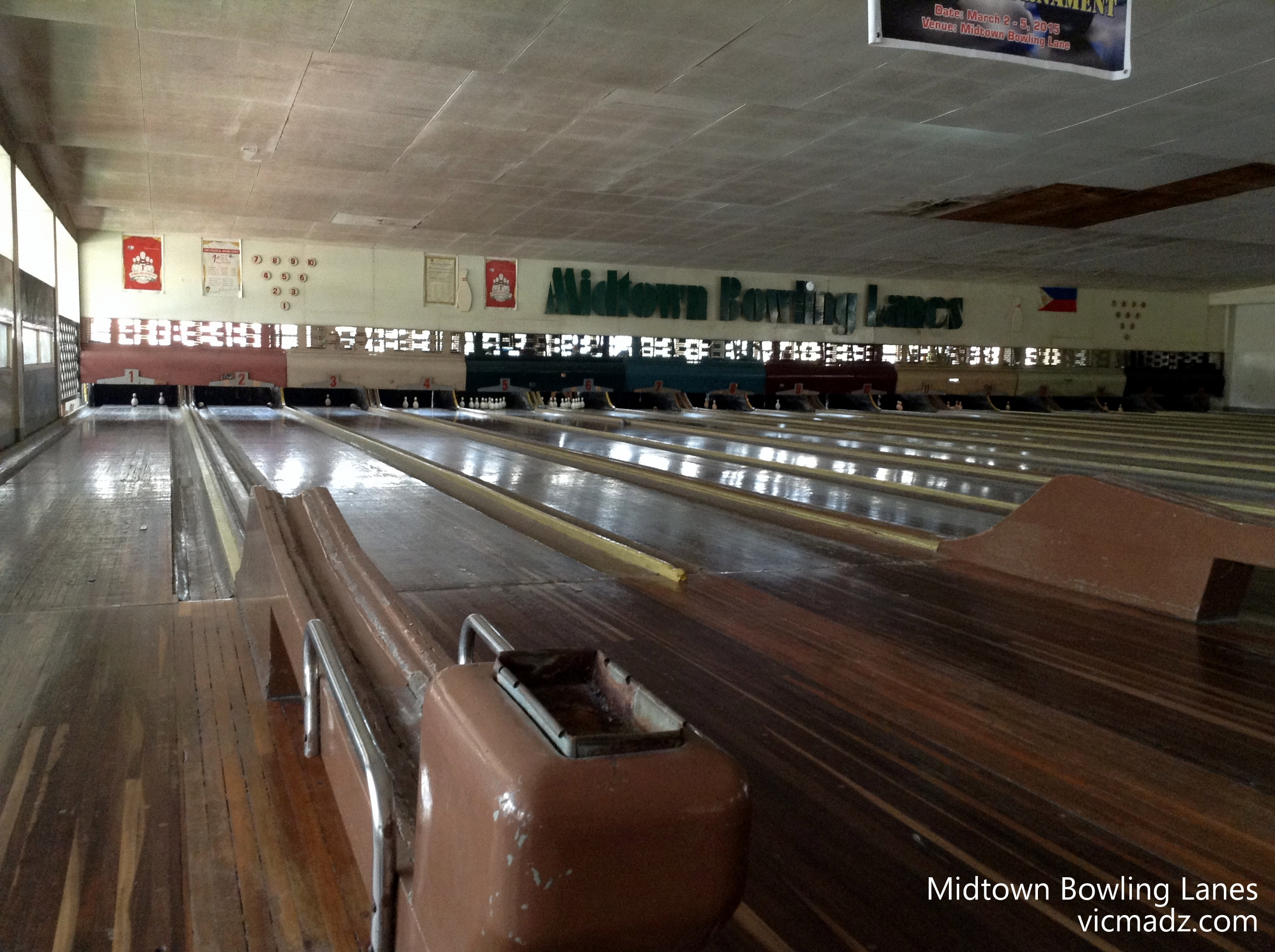 Midtown Bowling Lanes - Iligan