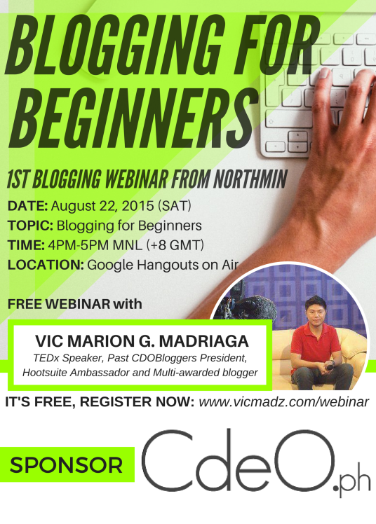 Blogging-for-Beginners-Webinar-Philippines