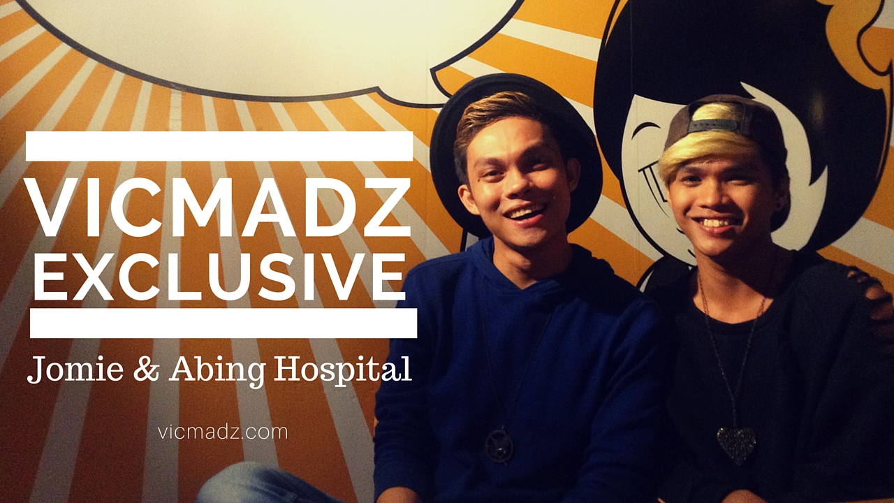 vicmadz-jomie-hospital-interview