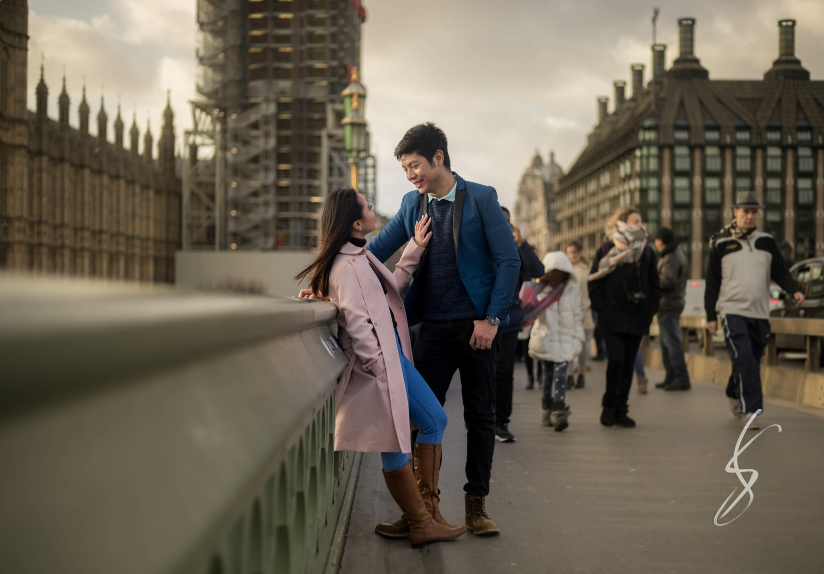 Plan Your Wedding Me My Big: How To Plan Your Winter Engagement Shoot In London